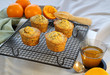 Orange And Poppyseed Cakes