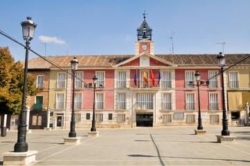 Ayuntamiento de Aranjuez, Madrid