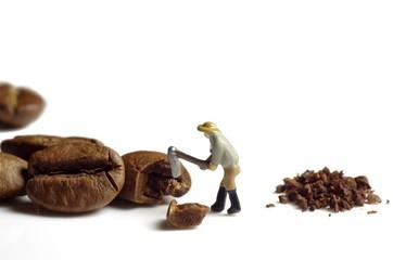 コーヒーミルサー