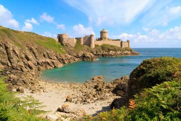 Fort La Latte - Chateau de la Roche Goyon, Brittany, France