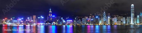Hong Kong Hongkong Skyline Panorama - 36161116