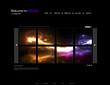 Vector Website gallery Design Template