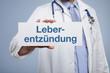 Leberentzündung