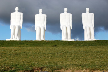Dänemark - Esbjerg - Skulpturen