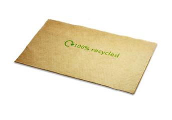 Recycled napkin