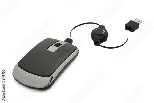 Mouse for notebook