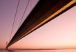 evening humber bridge