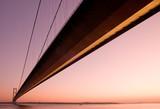 evening humber bridge