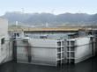 Three Gorges Dam detail