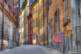 Gamla Stan,The Old Town in Stockholm, Sweden - 36179340