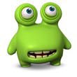 cartoon germ - 36183394