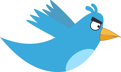 Angry twitter