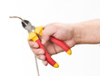 cutting plier