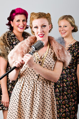 40's singing group