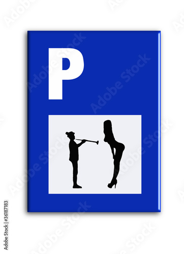 PARKING FOR DANCERS AND MUSICIANS