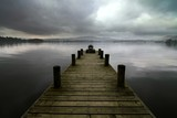 Mysterious Jetty on Lake Windermere - 36191718