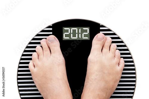 2012, pèse personne