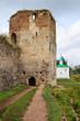 Izborsk Fortress in Pskov Oblast, RF