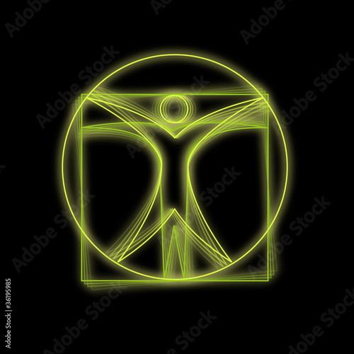 Logo Leonardo da Vinci # Vector