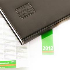 Terminbuch und Kalender