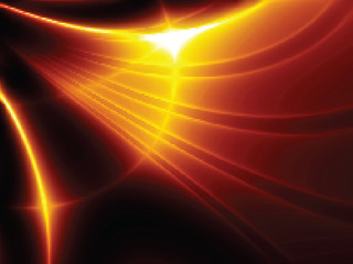 Abstract design shining background