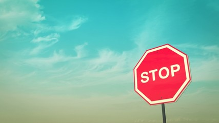 Stop And Go Traffic Signs HD