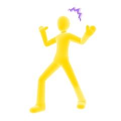 startle yellow