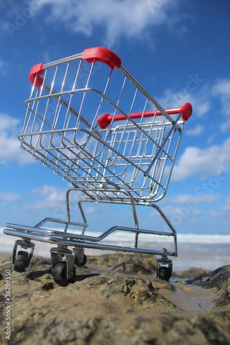 Retail Cart Outdoor