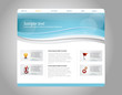 Web site design