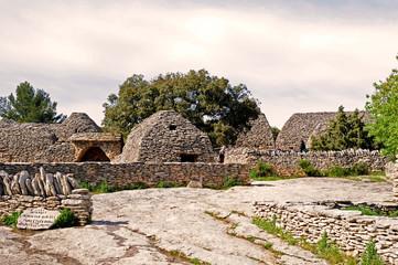 Bories, sito archeologico, Luberon