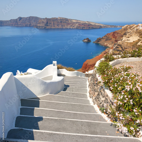 Santorini steps 02 - 36211522