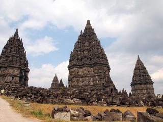 Loro Jonggran, Prambanan (Indonesia) World Heritage Site