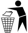 Mülleimer Umwelt sauber halten entsorgen 1