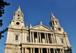 St Pauls Cathedral, London, from front