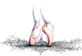 balet dancer (series C)