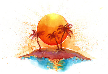 sunny island (series C)