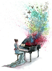grand piano music (series C)