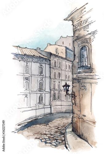 old street © Amid