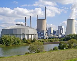 Fossiles Kraftwerk