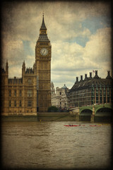 Westiminster, London, Bigben