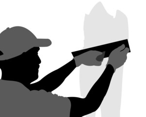 Contractor plasterer