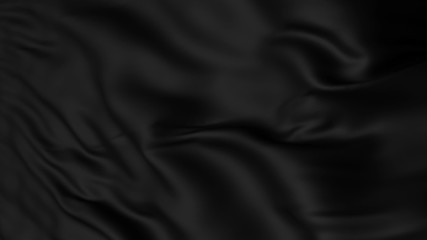 Black Fabric Textile Background