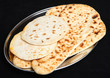 Indian Naan and Roti Flatbreads