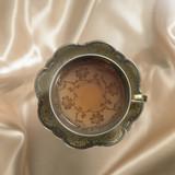nostalgic tea cup and saucer poster