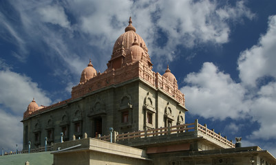 Swami Vivekananda memorial, Mandapam, Kanyakumari, Tamilnadu