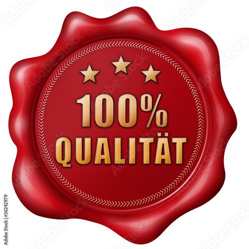 Wachssiegel 100% Qualität