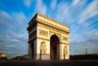 Arc de Triomphe Champs Elysées Paris France