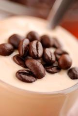 yogurt al caffè - dieci