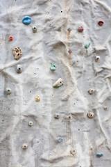 climbing training wall