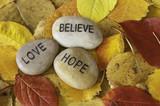 Believe, Love, Hope poster